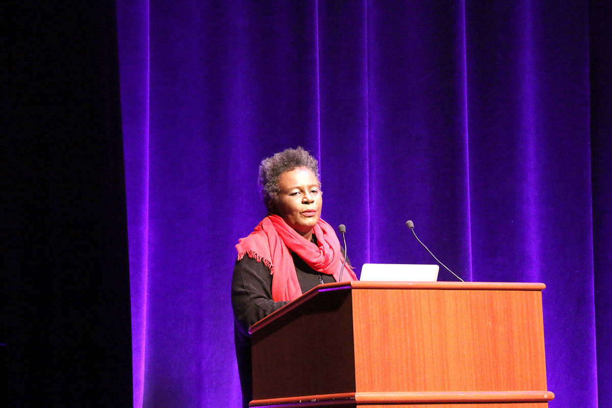 The Creative Imagination and Race: An Evening with Claudia Rankine