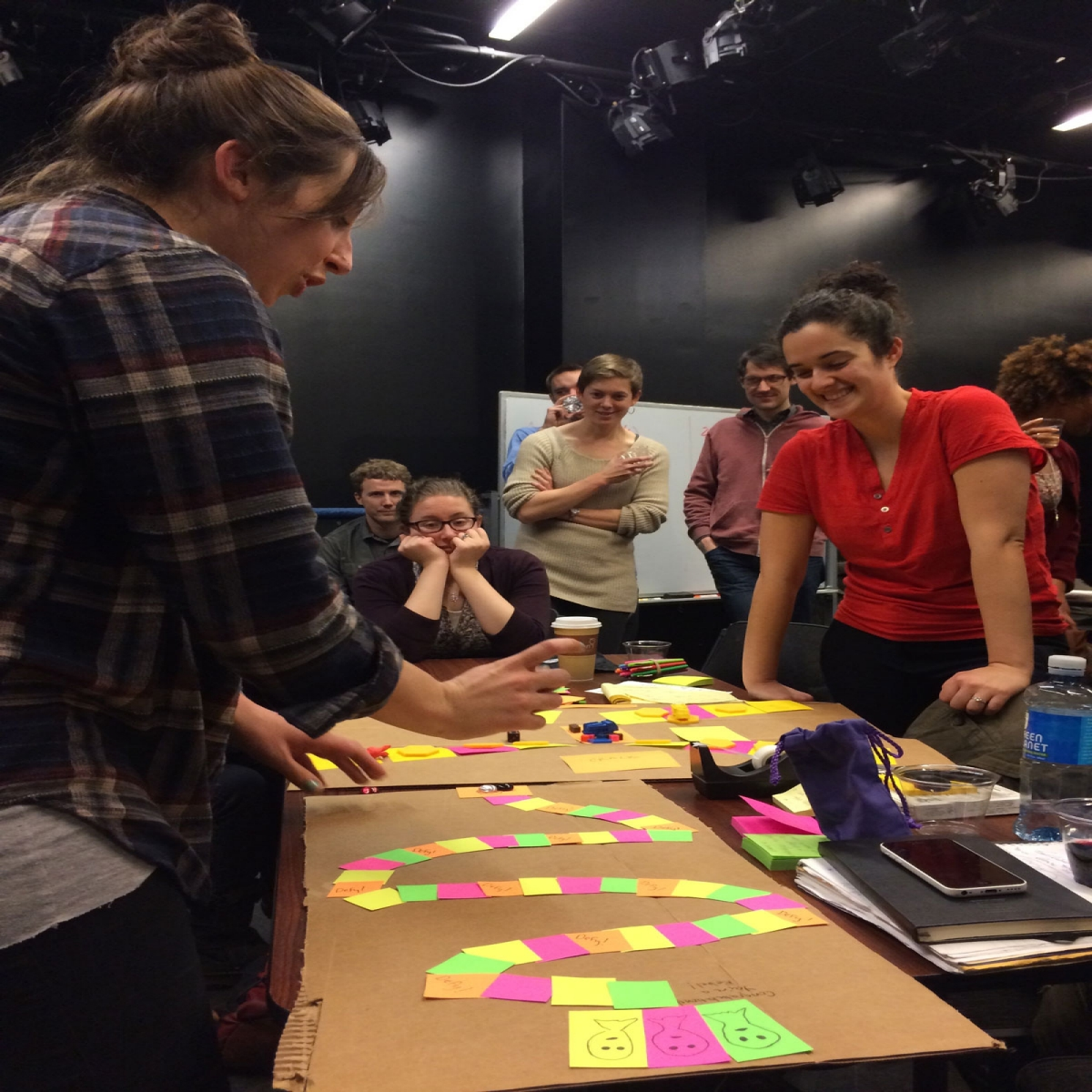 World Building in Games at Graduate Musical Theatre Writing