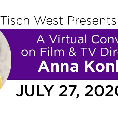 Virtual Conversation with Anna Konkle