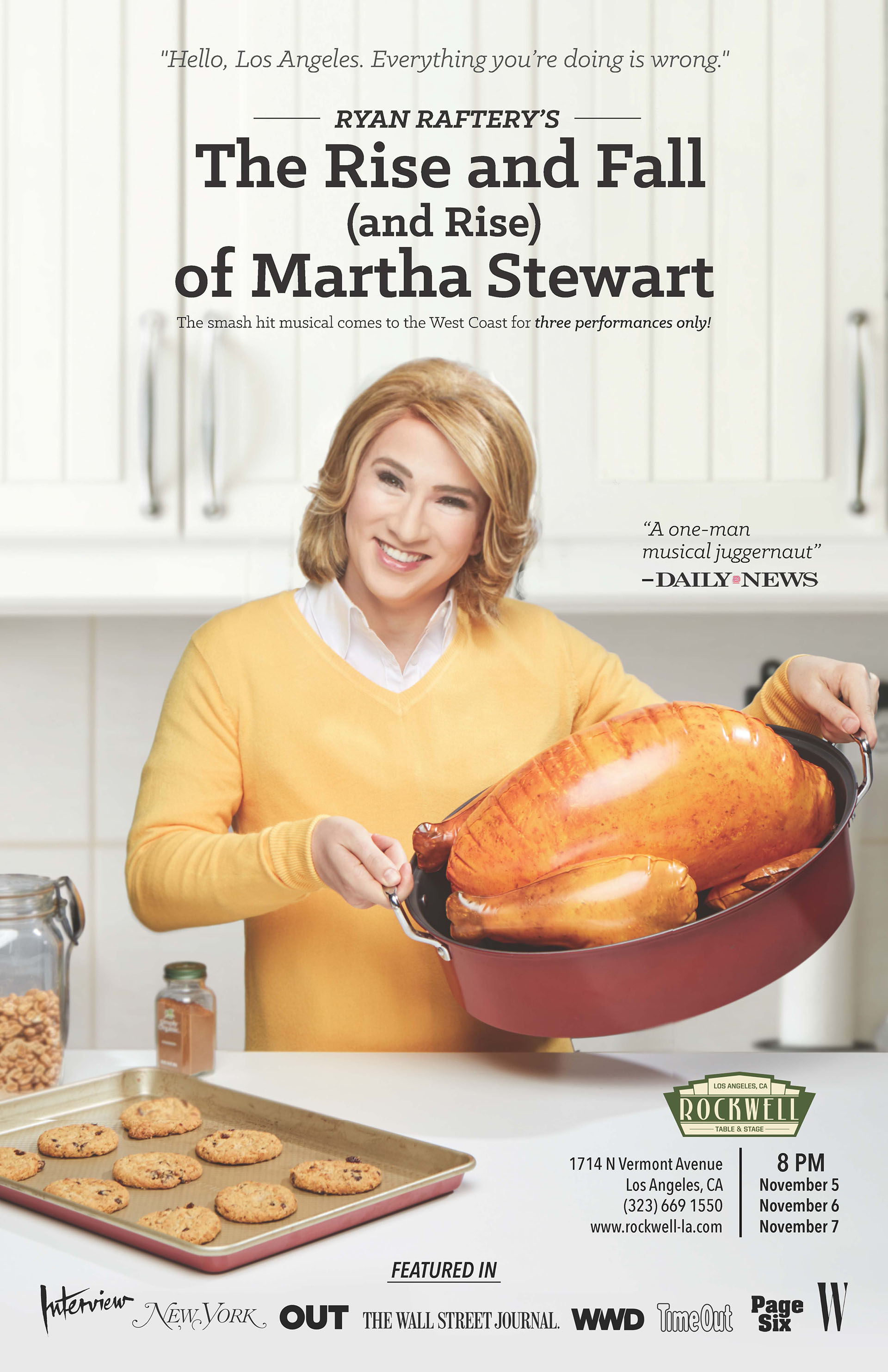 The Rise and Fall (and Rise) of Martha Stewart