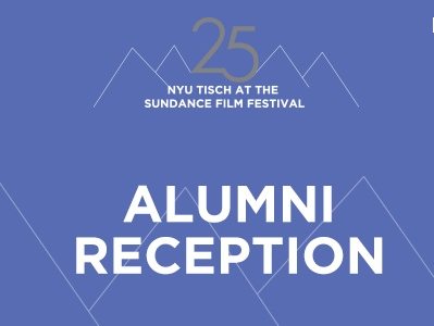 Alumni Reception at Sundance