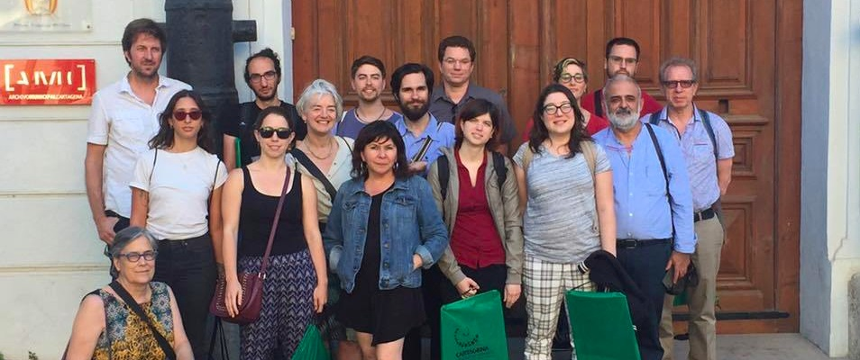 NYU Audiovisual Preservation Exchange Travels to Spain