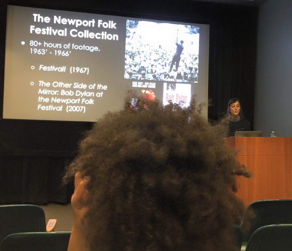 Genevieve Havemeyer-King - Organized Love: An Archival Workflow for MLF Productions & the Newport Folk Festival Collection