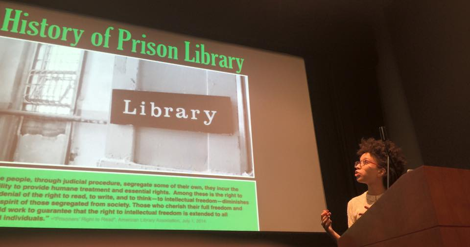 Carmel Curtis - Unlocking Access: Audiovisual Materials for Incarcerated Communities