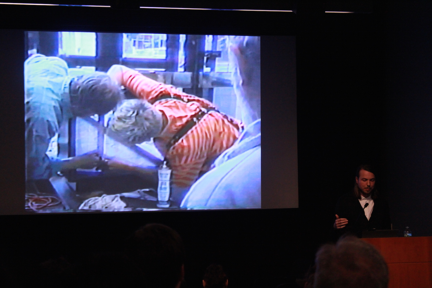 Eddy Colloton - Re-Constructions: Preserving the Video Installations of Buky Schwartz