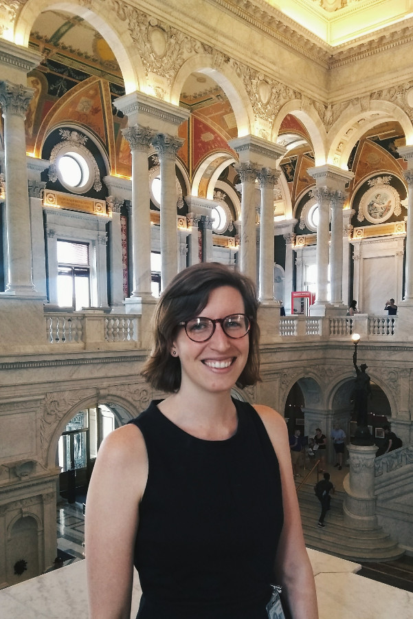 Anne Schweikert interned at the American Folklife Center, Library of Congress, in Summer 2018.