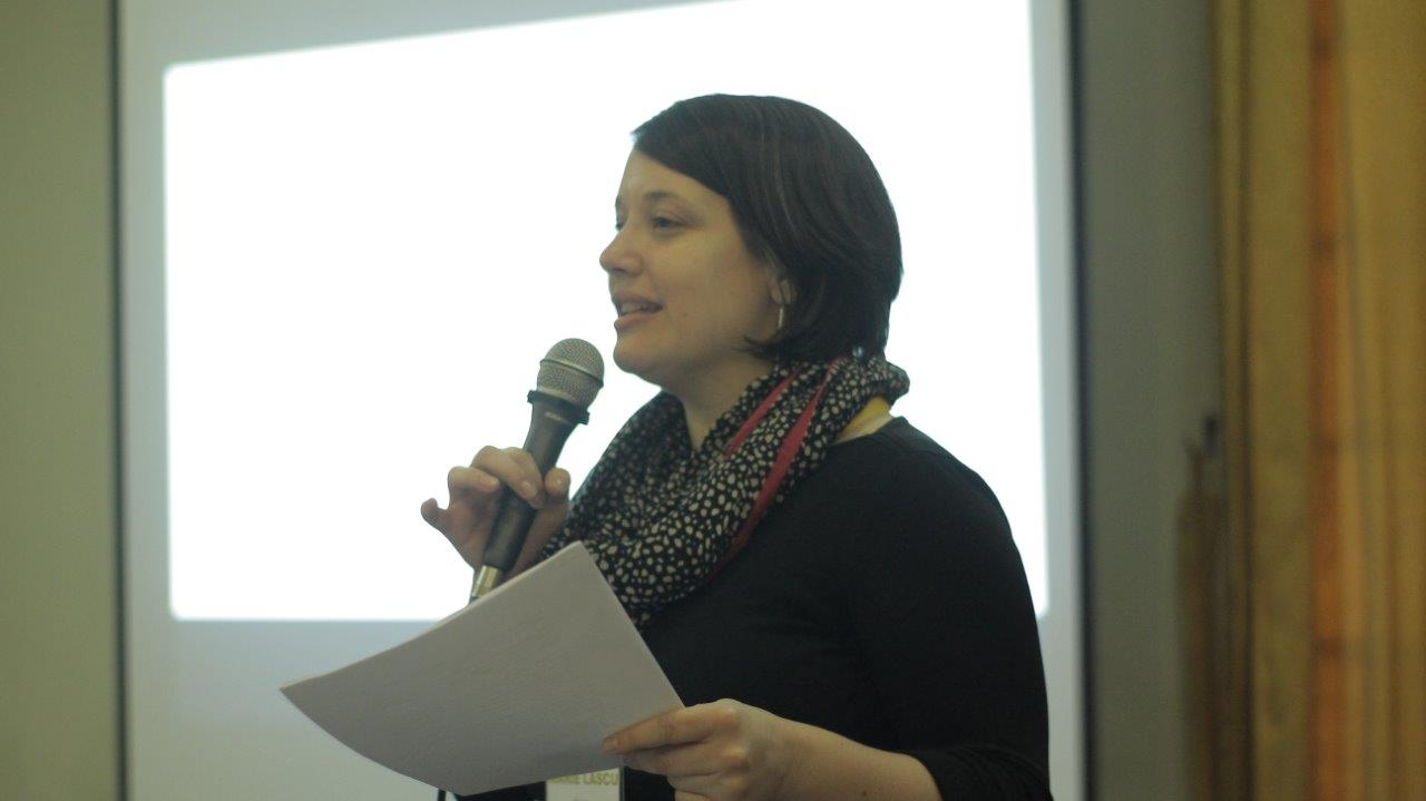 Marie Lascu (MIAP '12) co-led a Personal Digital Archiving workshop for SEAPAVAA 2017. Marie Lascu (MIAP '12) co-led a Personal Digital Archiving workshop for SEAPAVAA 2017.