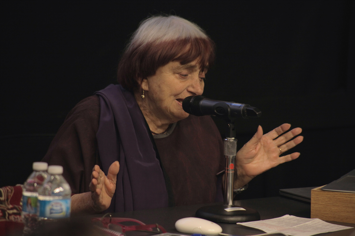 An Extended Conversation with Agnes Varda