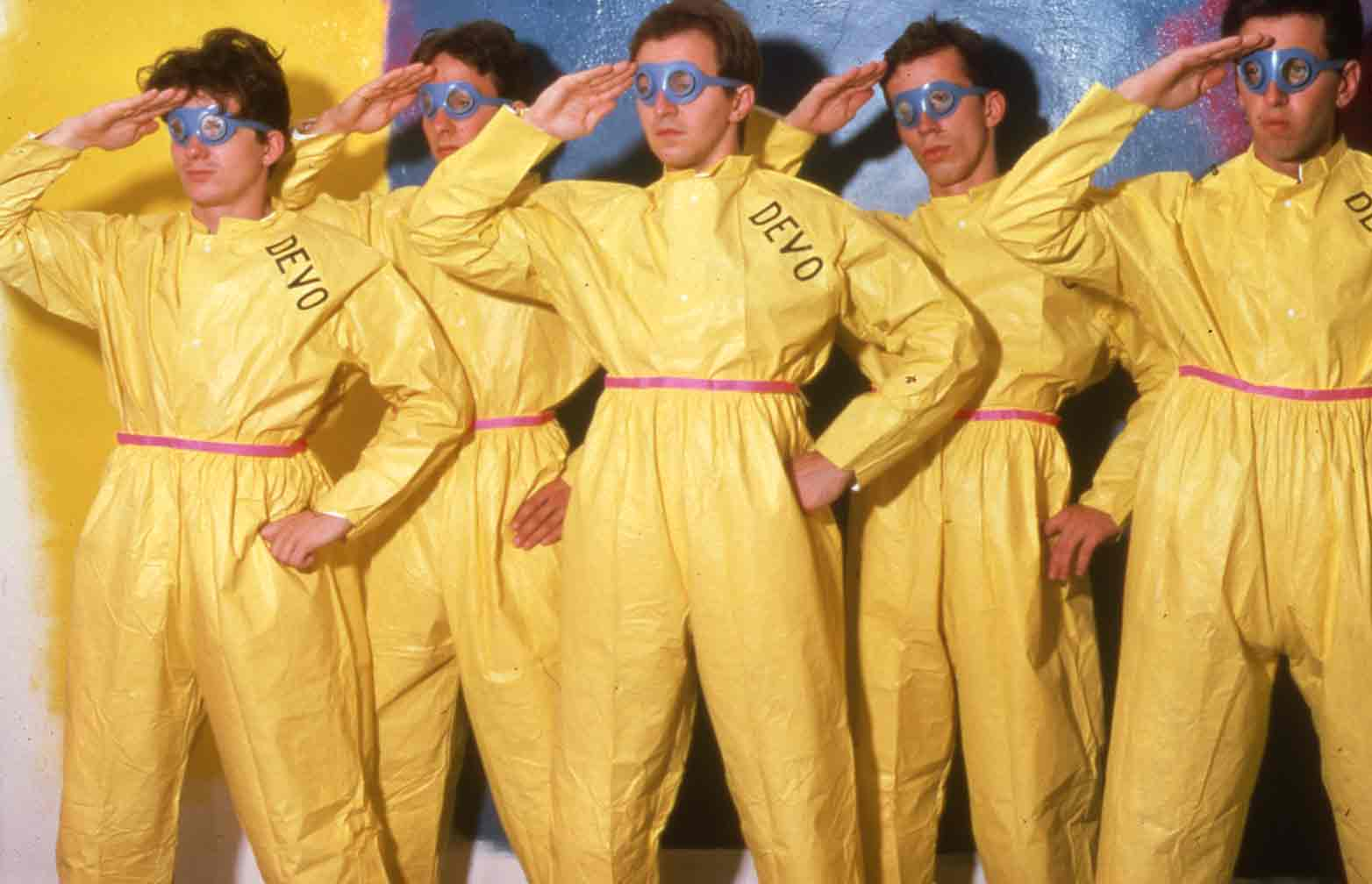 Through Being Cool The Music Videos Of Mark Mothersbaugh And Devo