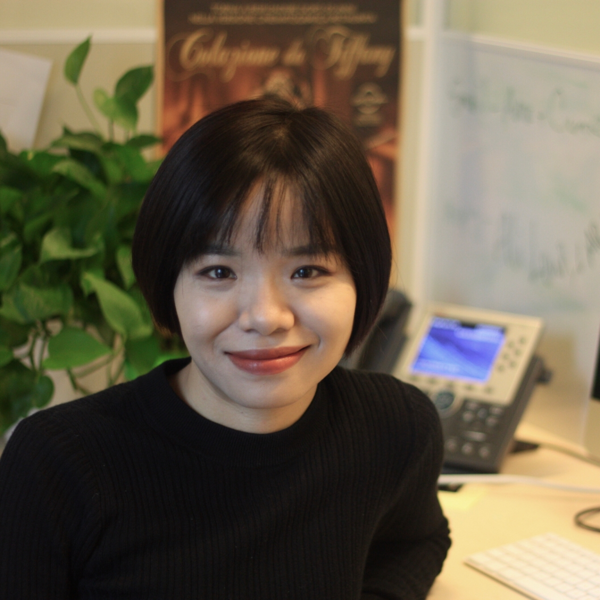 Cinema Studies PhD candidate Zoe Meng Jiang