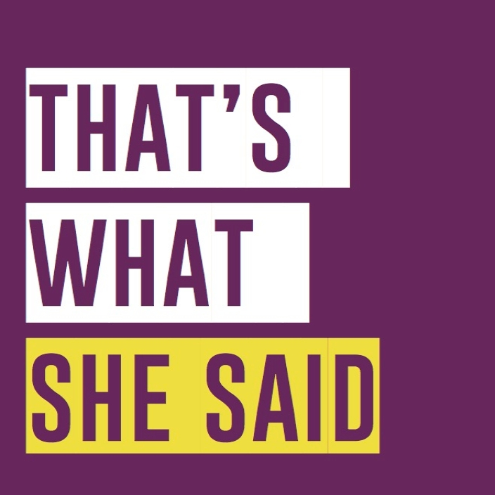 That's What She Said: A Spotlight on Women in Music