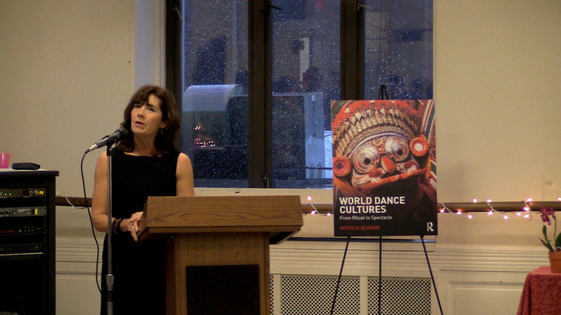 Tisch Dance Professor Patricia Beaman Launches New Dance History Textbook