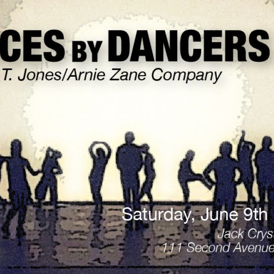 Dances by Dancers 2018 of the Bill T. Jones/Arnie Zane Company