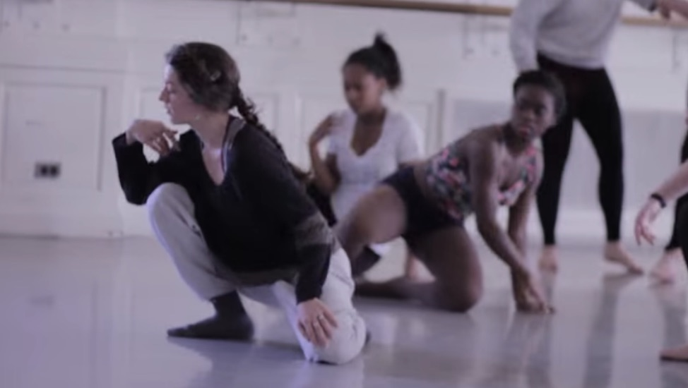 Future Dancers and Dancemakers Workshop