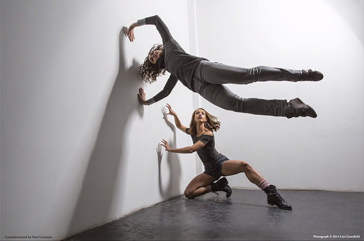 NYU Tisch Dance and New Media MFA Students Create Video for Michelle Obama's Lets Move! Campaign - with Guest Artist Lois Greenfield