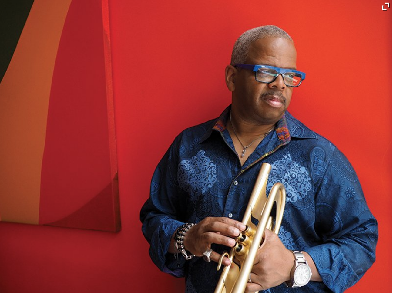 Terence Blanchard, PHOTO BY HENRY ADEBONOJO, Courtesy of The St Louis Magazine