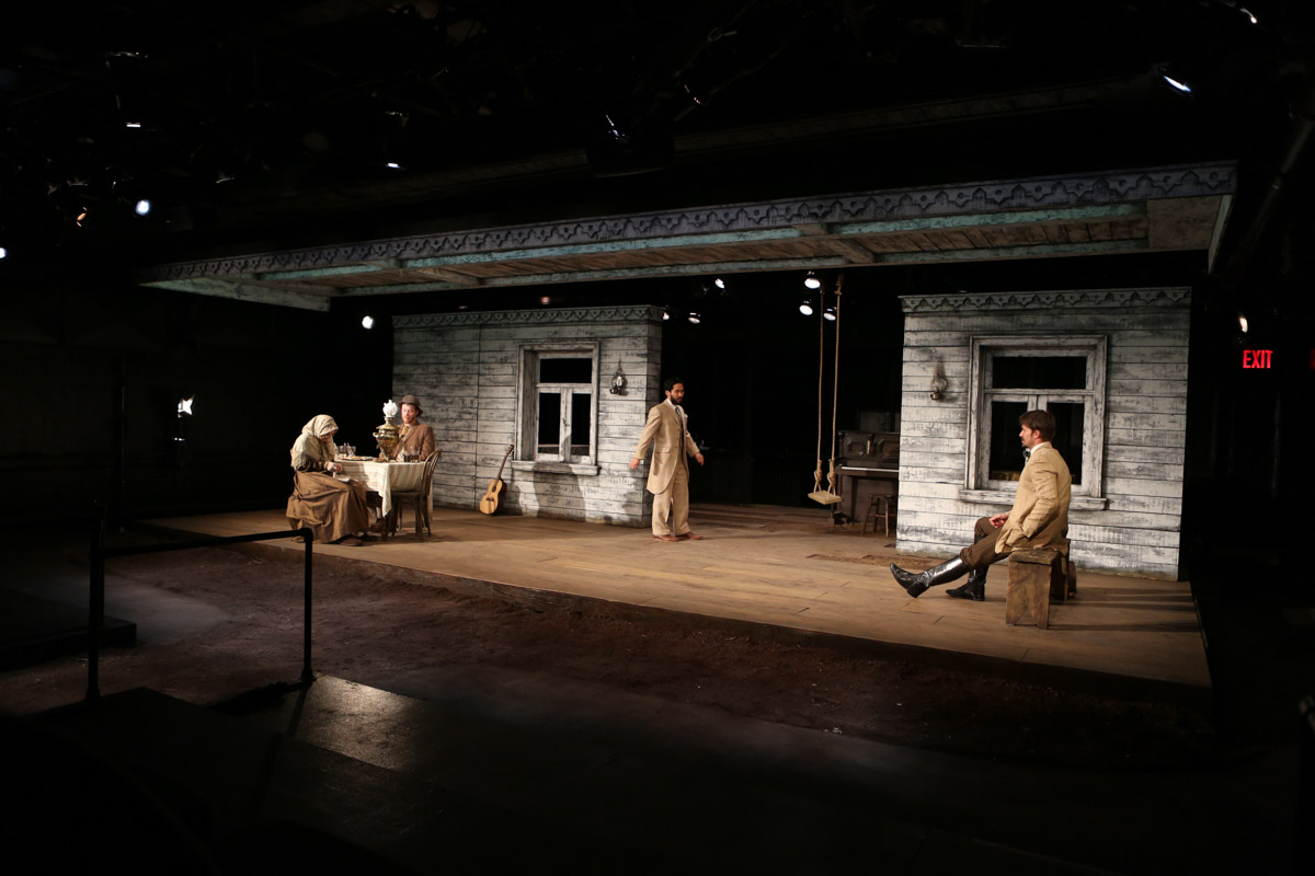realism in uncle vanya and a dolls Uncle vanya is a play by the russian playwright anton chekhov it was first published in 1897 and received its moscow première in 1899 in a production by the moscow art theatre, under the direction of konstantin stanislavski.