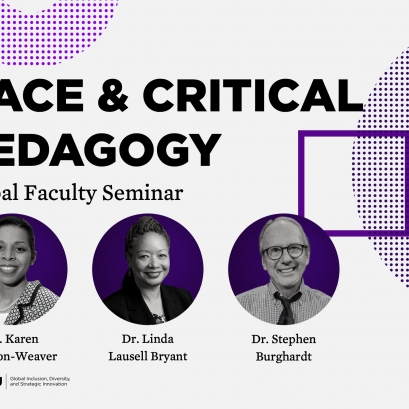 Race & Critical Pedagogy Global Faculty Seminar