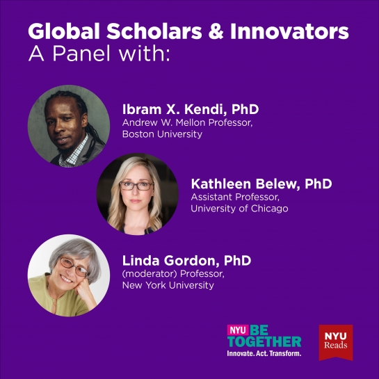 Global Scholars and Innovators Panel