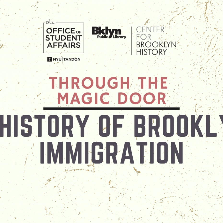 Through the Magic Door: A History of Brooklyn Immigration