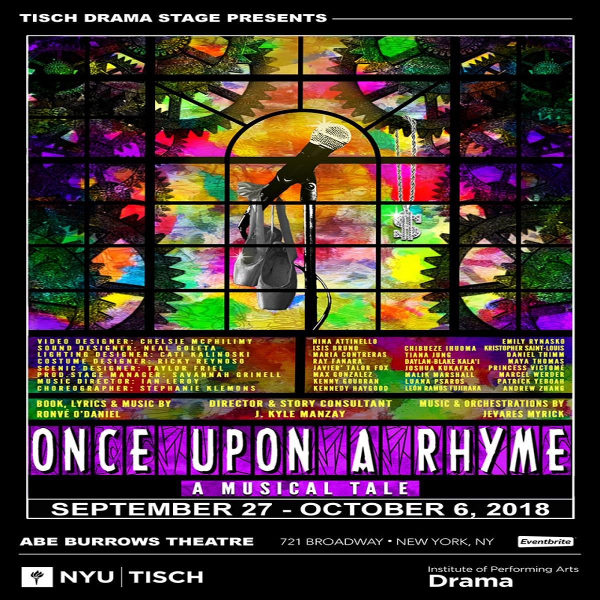 Once Upon a Rhyme Poster