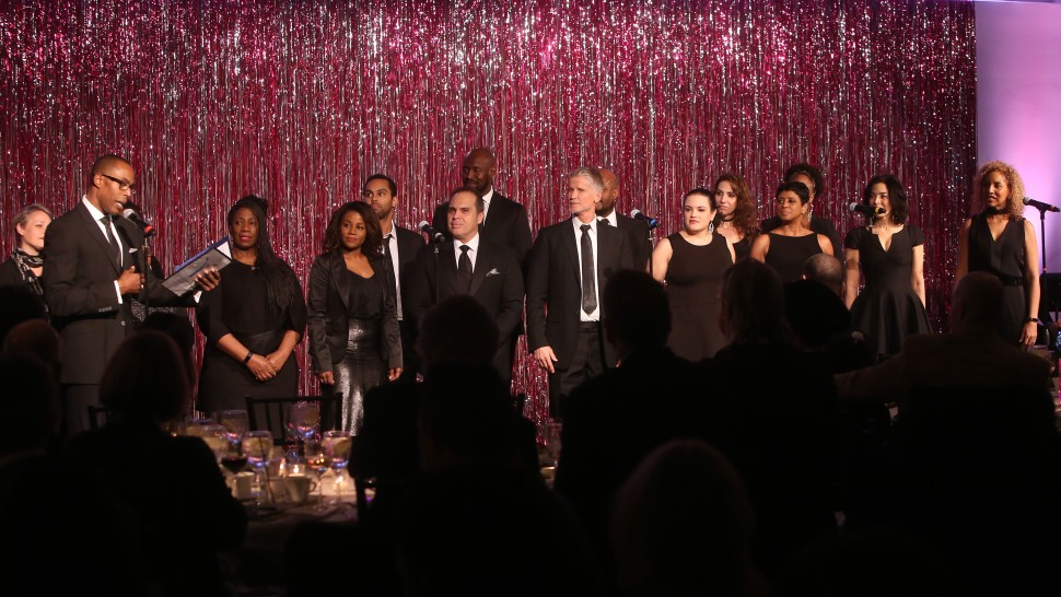 Broadway Inspirational Voices in concert