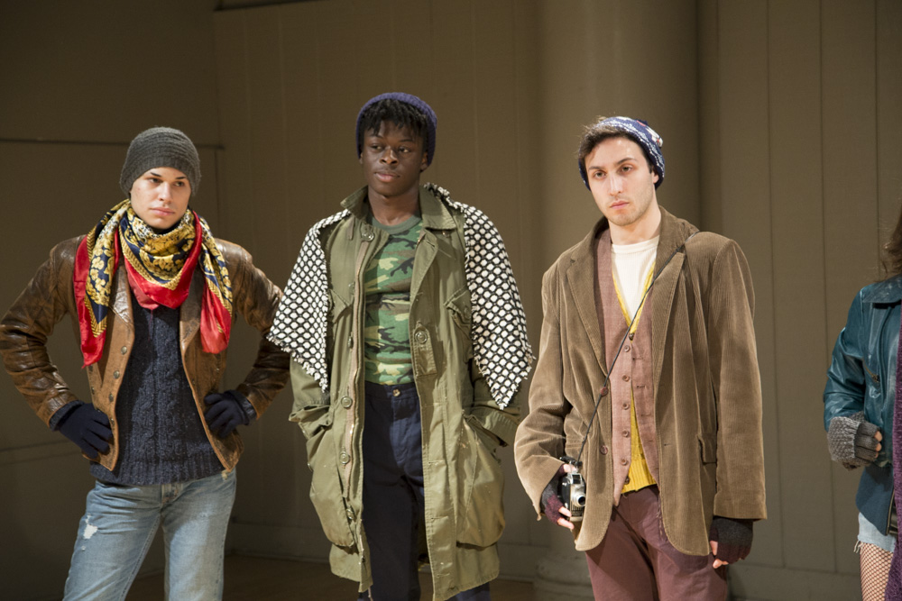 "A Preview of looks from the ""RENT"" Costume Parade"