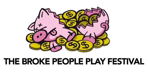 Broke People Play Festival Logo