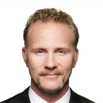 Photo of Morgan Spurlock