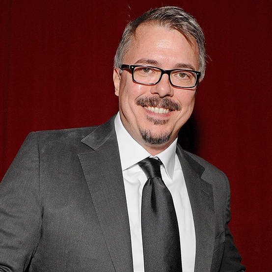 Photo of Vince Gilligan