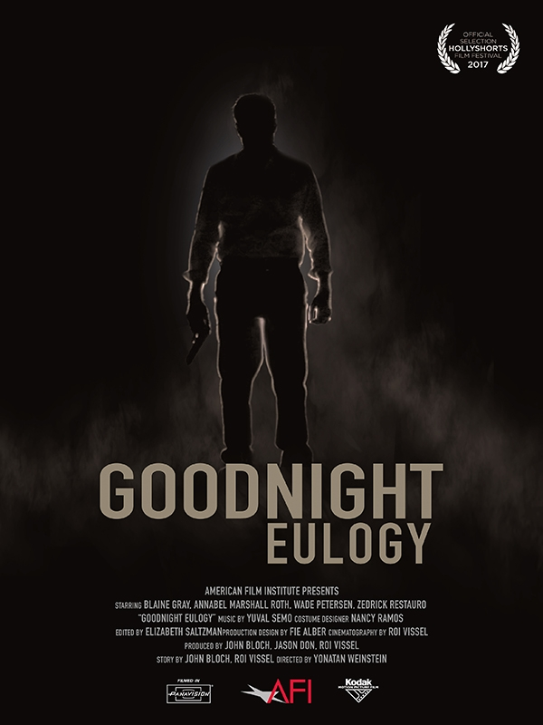 Goodnight Eulogy Film Poster