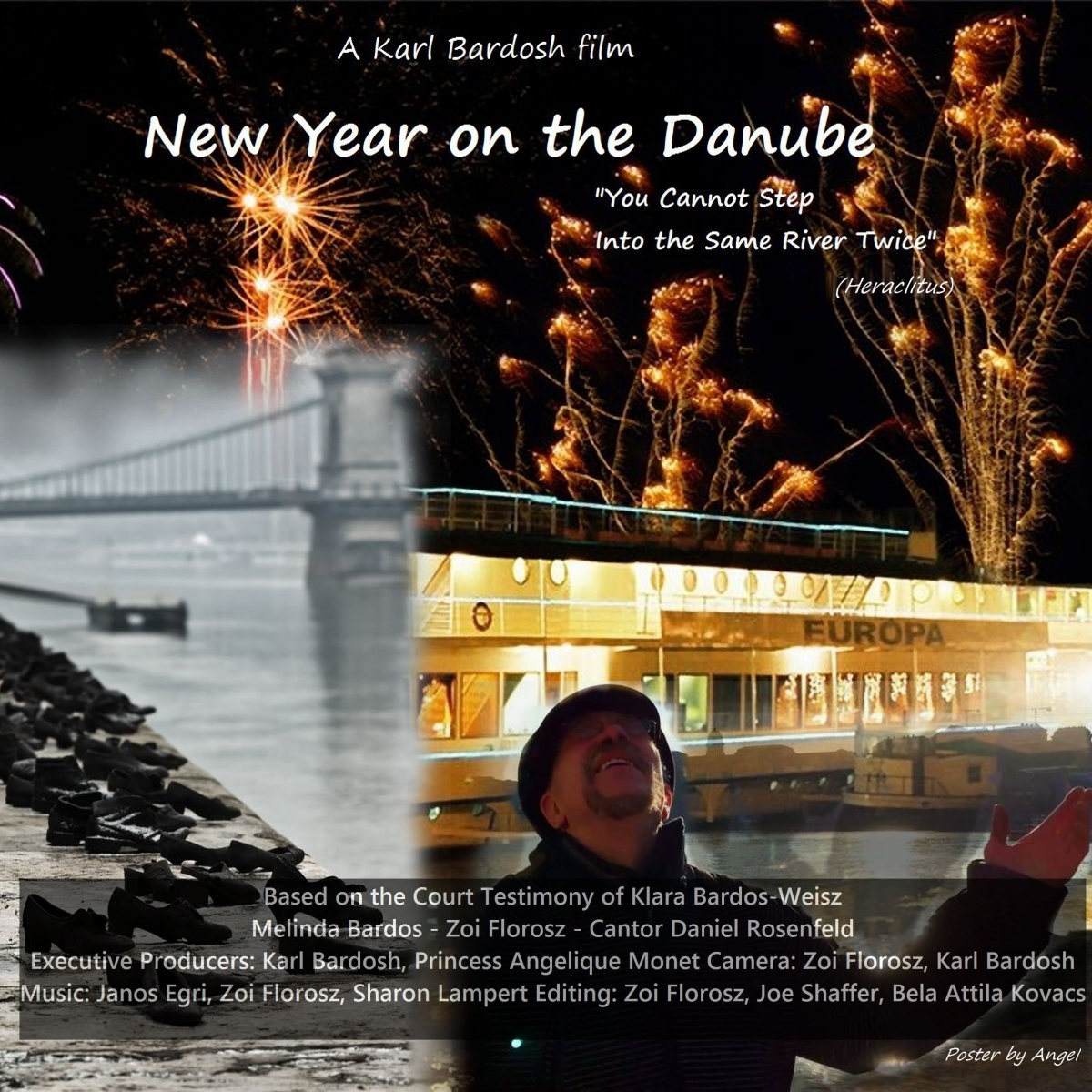 New Year on the Danube Film Post