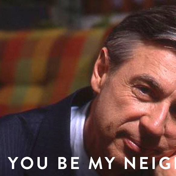 Won't You Be My Neighbor - A photo of Fred Rogers