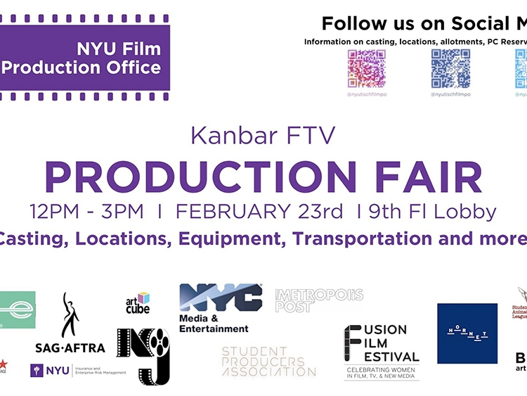 Kanbar FTV Production Fair