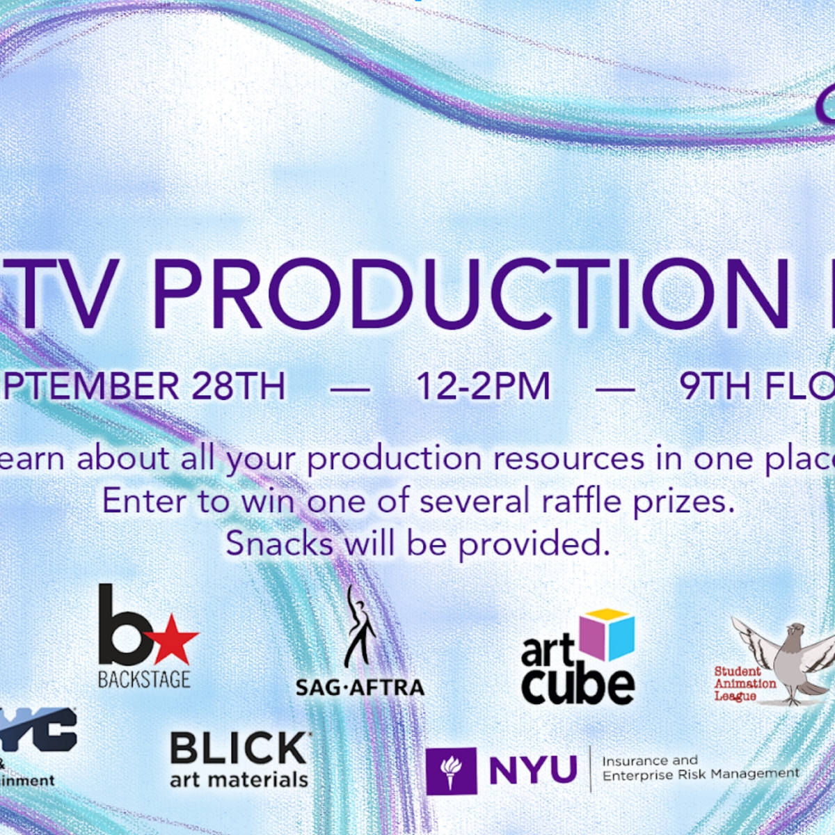 UGFTV Production Fair