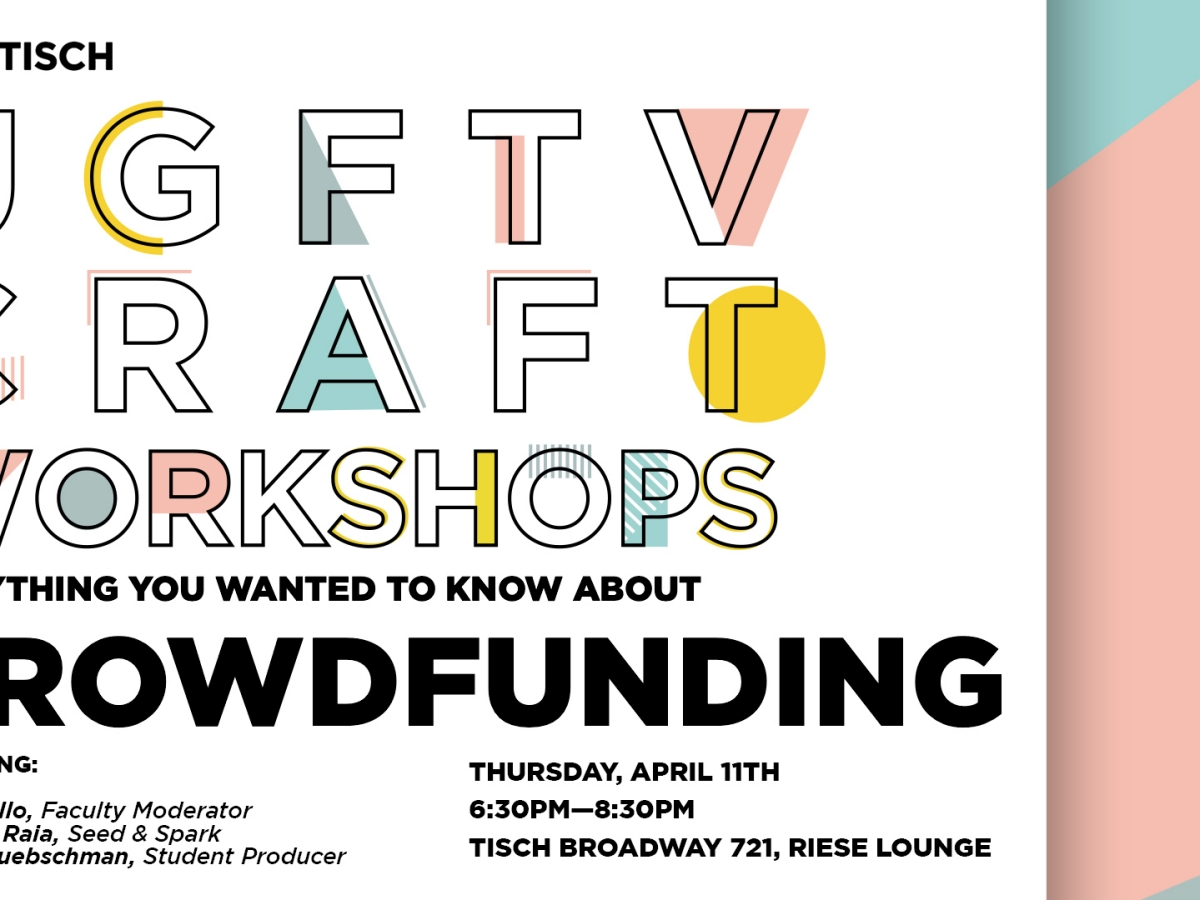 UGFTV Craft Workshops