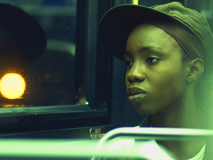 Film still from Pariah