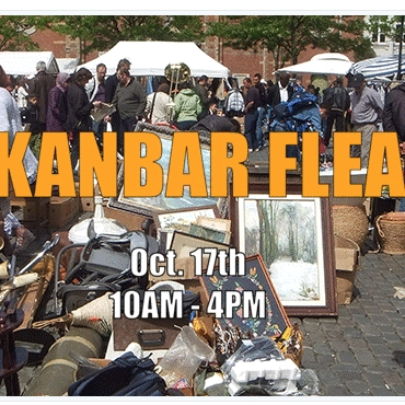 Kanbar Flea flyer