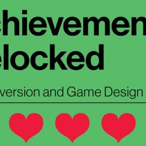 Book cover for Achievement Unlocked feature hearts