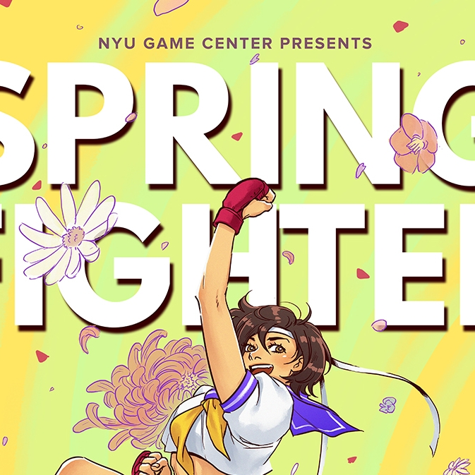 Poster art featuring Sakura in flowers.