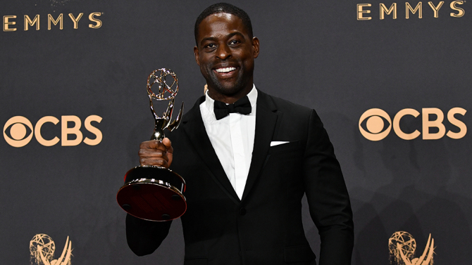 Grad Acting: Sterling K. Brown Wins His Second Emmy Award!