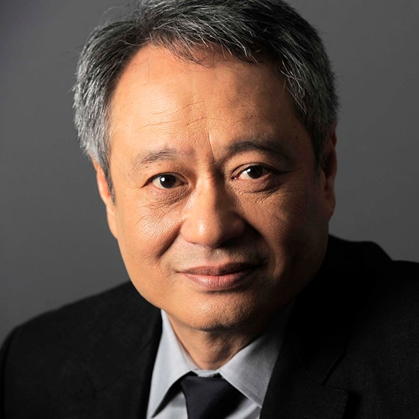 Headshot of Ang Lee