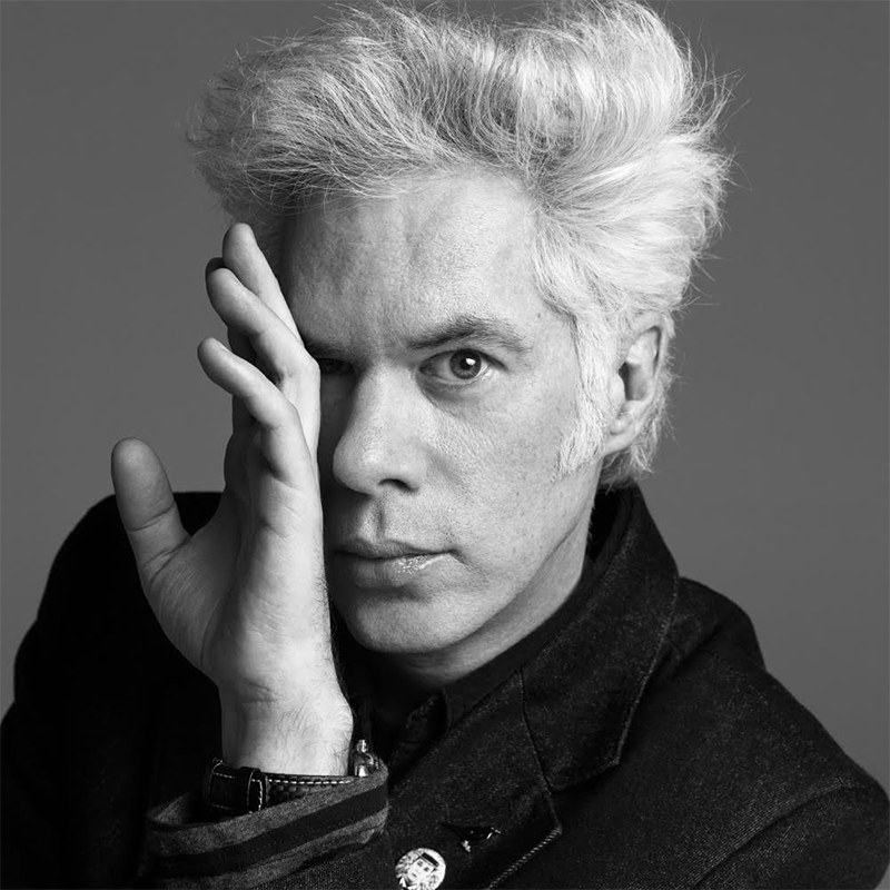 Headshot of Jim Jarmusch