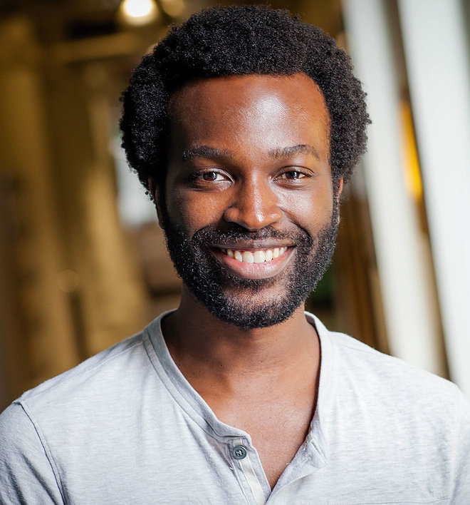 Faraday Okoro Chosen as Tribeca - AT&T Production Deal Finalist