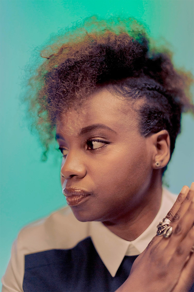 Dee Rees, writer and director of Mudbound Dee Rees, writer and director of Mudbound Micaiah Carter for TIME