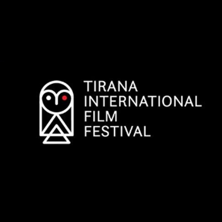 Tirana International Film Festival logo Courtesy of TIFF