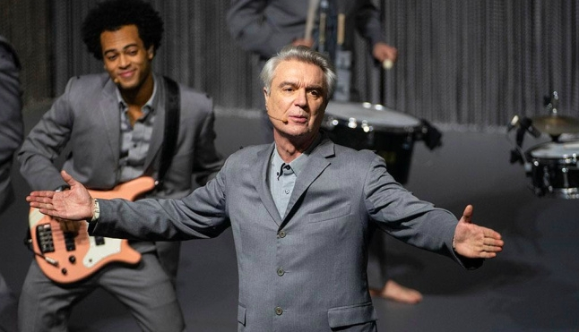"""David Byrne's American Utopia"" Photo Courtesy of HBO"