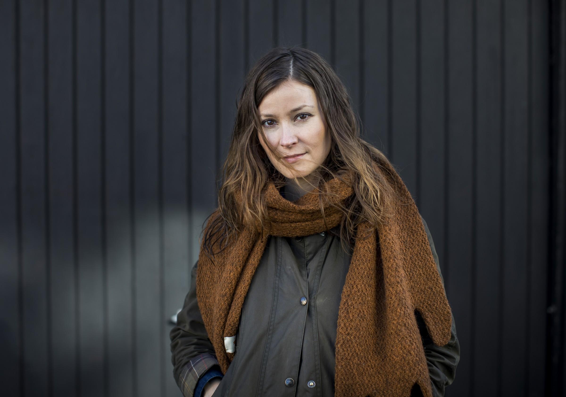 Anna Gunndís Guðmundsdóttir  nackt