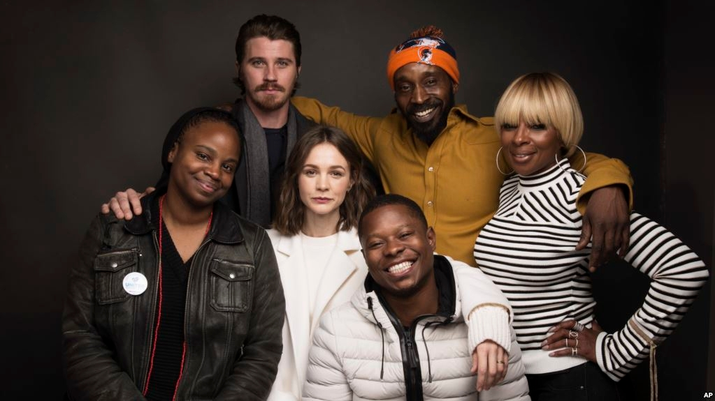 "Dee Rees & The Cast of ""Mudbound"""