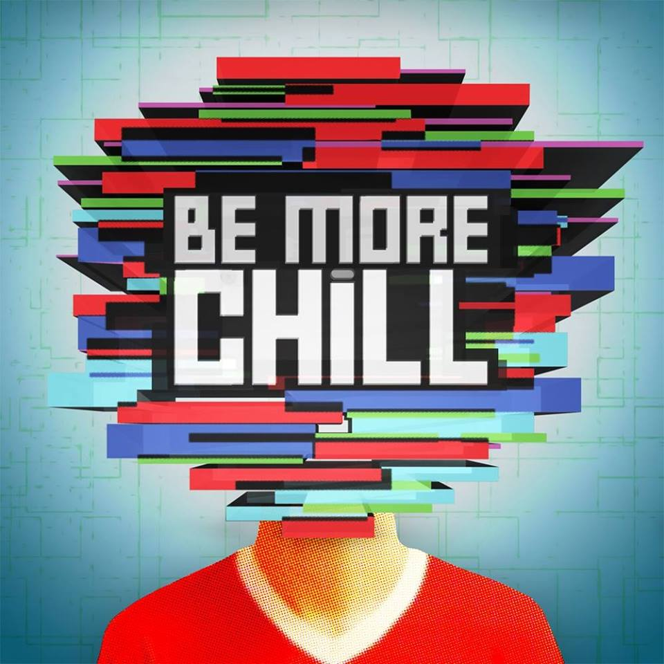 Be More Chill by GMTWP Alum Joe Iconis (Cycle 14) and Joe Tracz based on the novel Be More Chill by Ned Vizzini